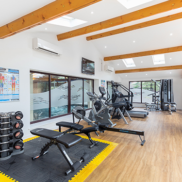 Fitness Centre | Pine Lake Resort, Lancashire