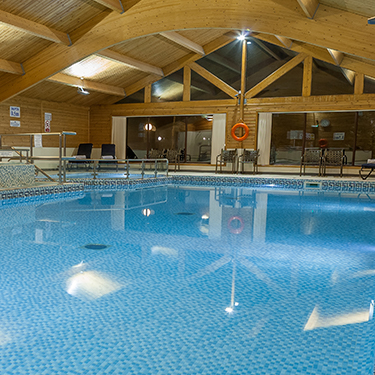 Swimming Pool| Pine Lake Resort, Lancashire